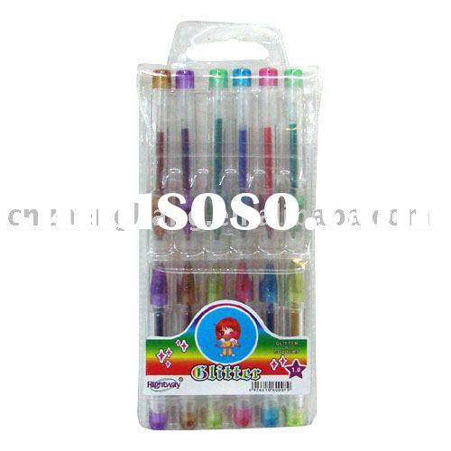 promotional gel pen set