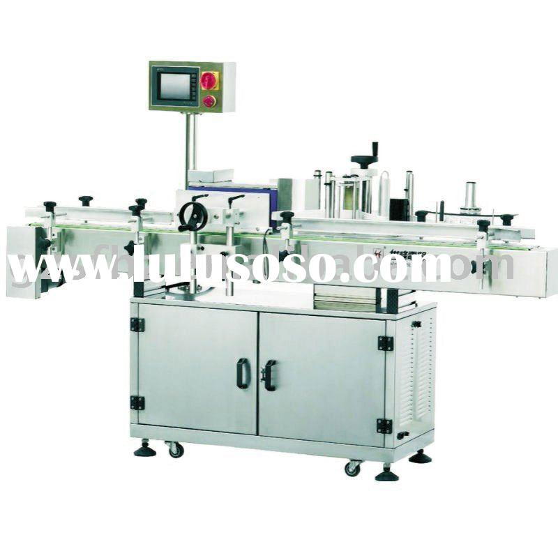 self adhesive label packing machine