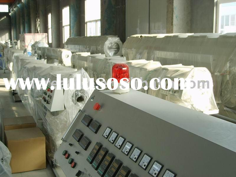 sell plastic pipe making machine