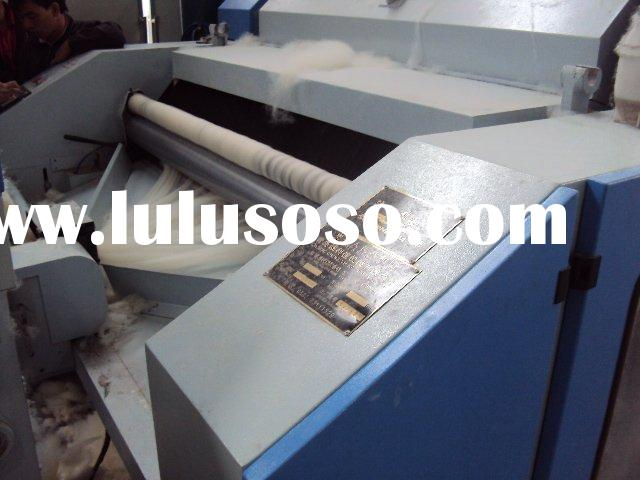 textile machinery for wool