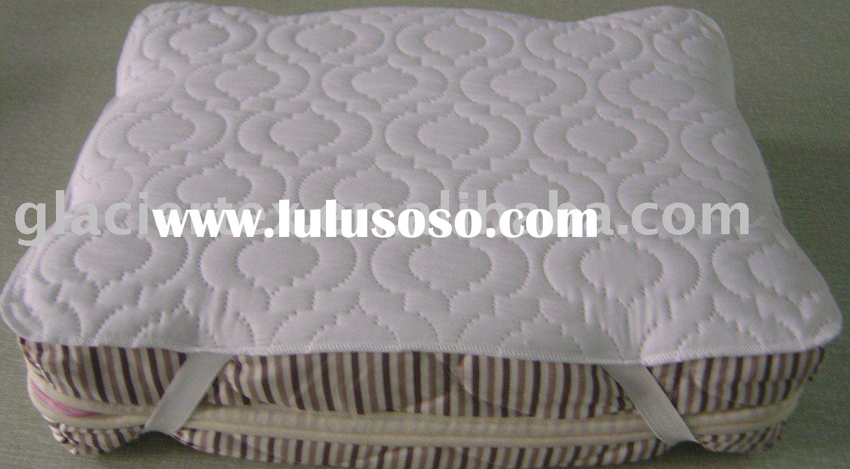 ultrasonic quilted mattress cover