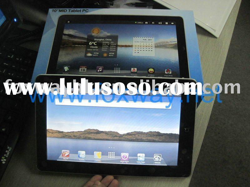 Fly touch 3 Android 2.2 tablet pc 10 inch Infotm x220 1GHZ