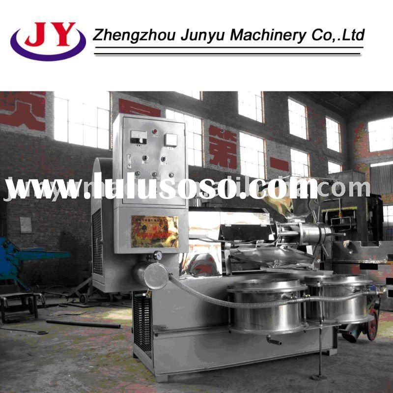 JY1796 coconut oil pressing machine