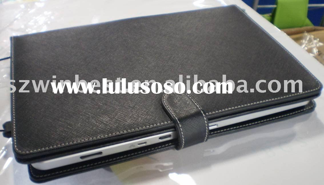 New and Hot ! leather case with Keyboard for ZT-180 fly touch 3 10 inch tablet PC