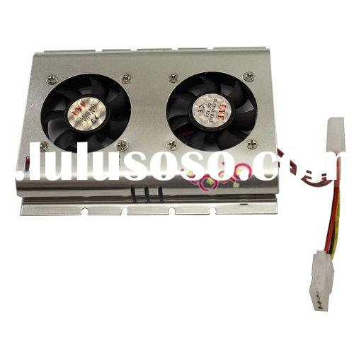 PC SATA IDE 3.5 Hard Disk Drive Hdd Fan Cooler