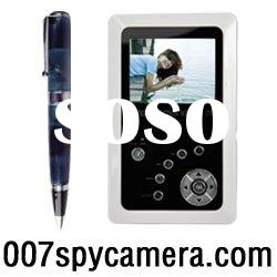 Wireless Color Camera Pen With DVR