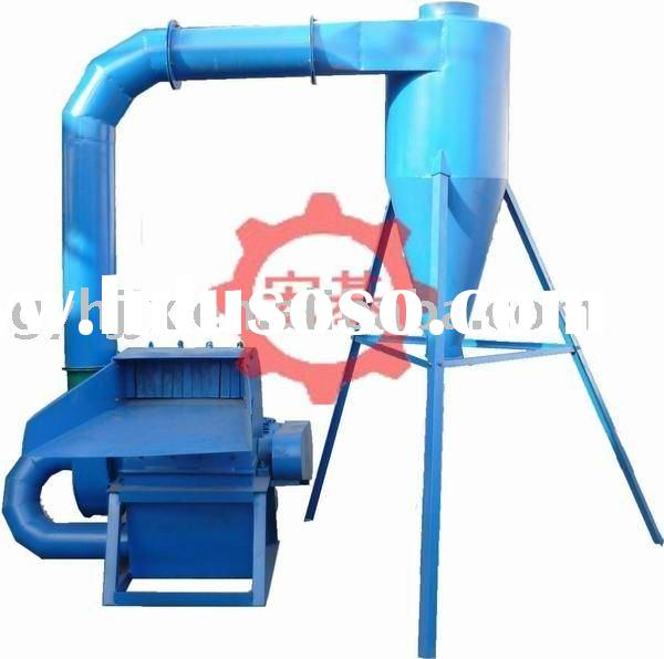 wood shredder(for wood, straw,coconut shell, stalk,plant)