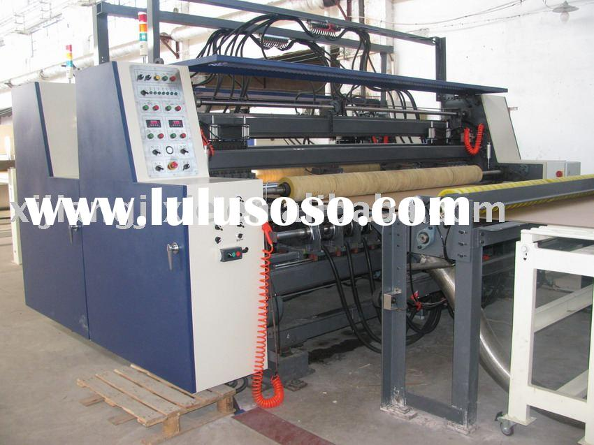 Automatic Computer Controlled Cardboard Production Line-Slitter and Scorer