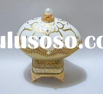 Faberge egg music box(QFY101M)