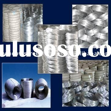 Galvanized Iron Wire China Supplier