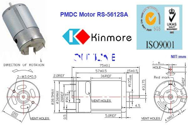 High voltage juicer motor,mixer motor,food machine blender motor,sewing machine motor(RS-5612SA)