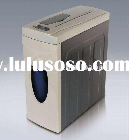 Multifunction electronic  paper shredder