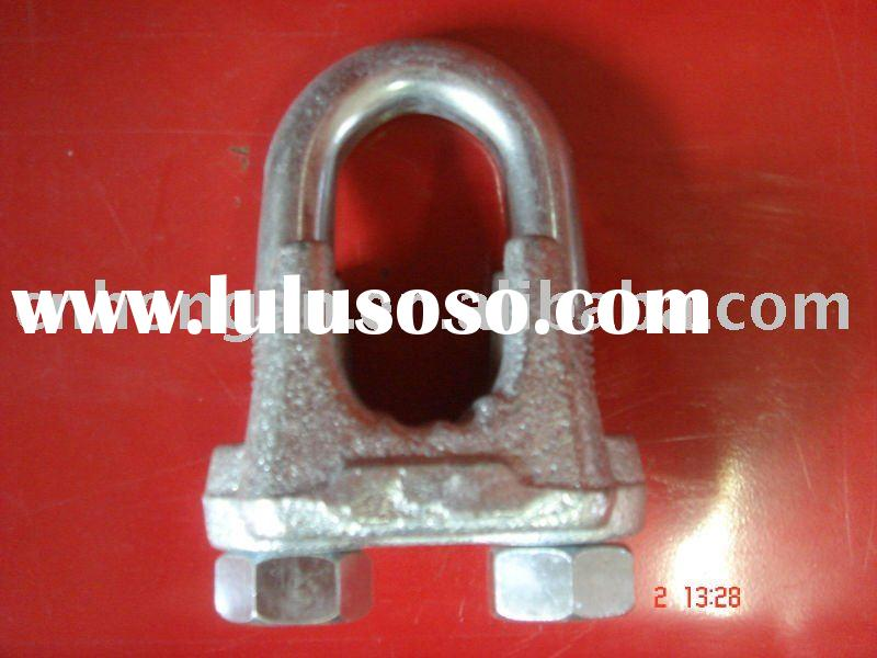 National Galvanized Wire Rope Clip