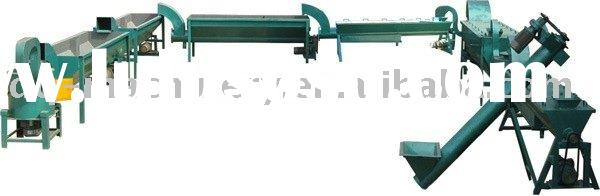 PET Bottle Crushing and Washing line/PET bottles recycling line/PET recycle machine/pet washing line