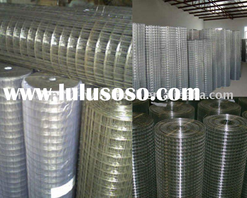 WELDED MESH STAINLESS STEEL 316