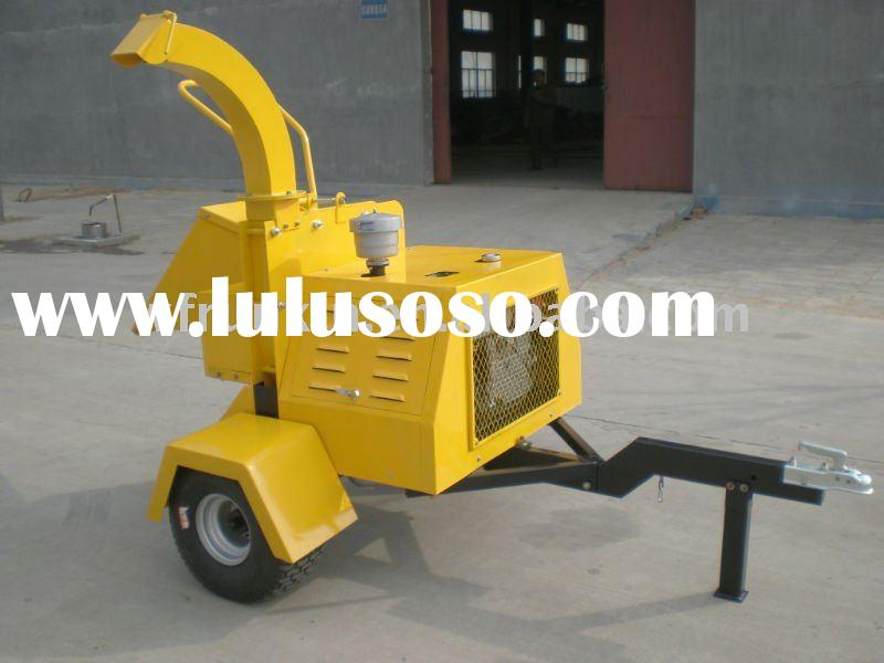 diesel wood chipper with CE(WC-22)
