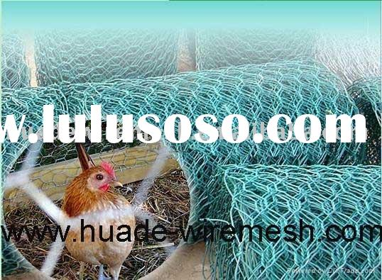 field fence mesh, vinly coated Hexagonal wire netting, animal fencing