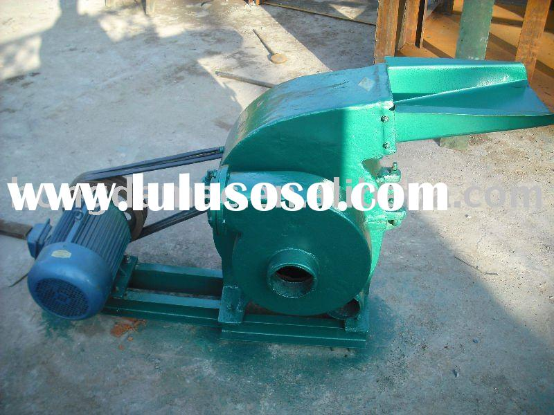 the small size wood shredder which is easy to use