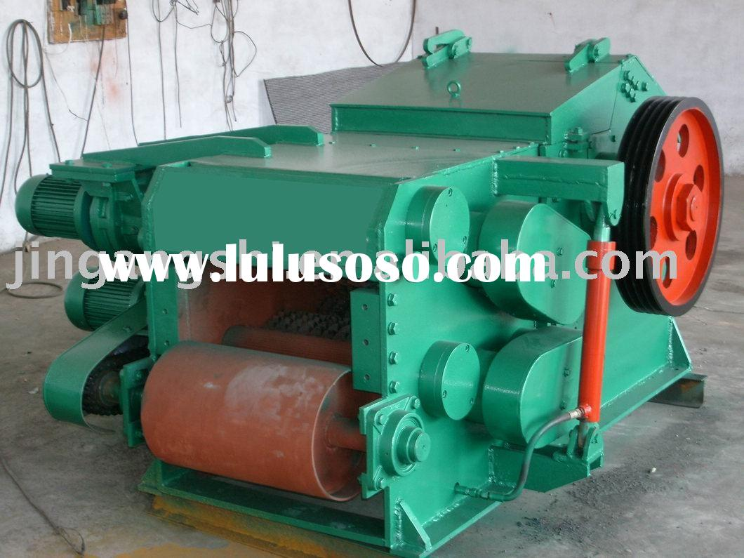 wood chipper, wood chipping machine