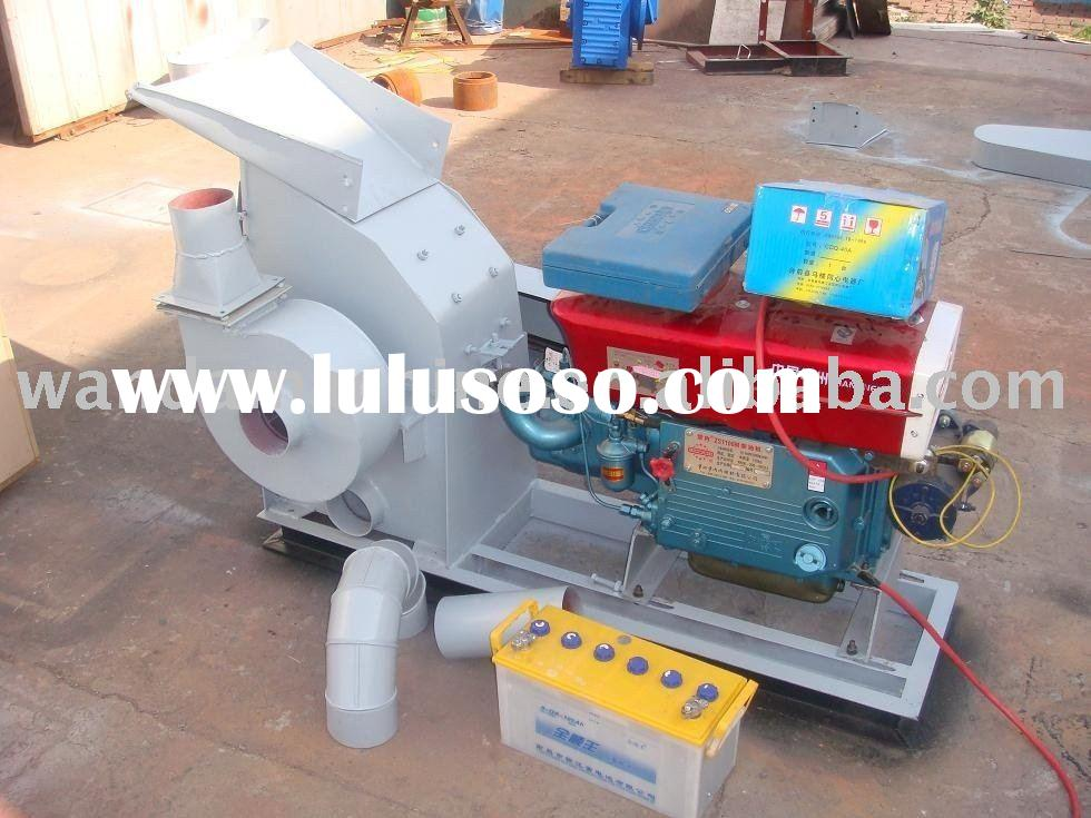 wood shredder  machine (9FQ32)