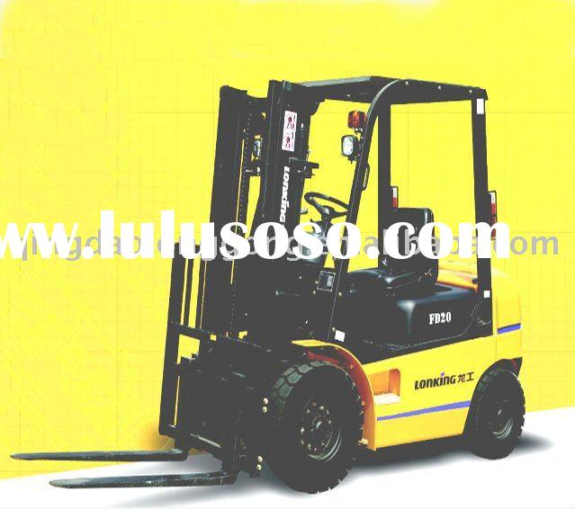 2.5 Tons battery forklift truck