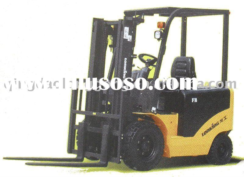 2.5 tons electric battery forklift truck of FB25