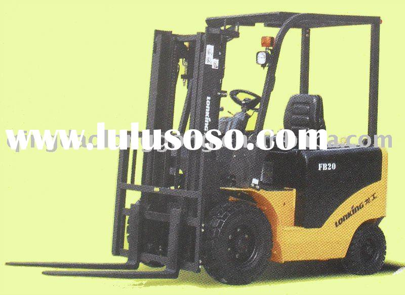 2 tons electric battery forklift truck of  FB 20