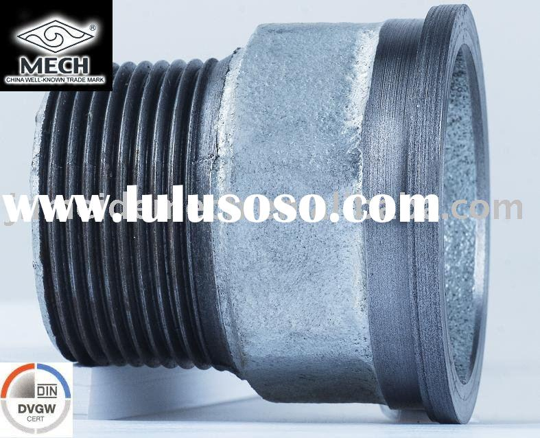 371 union tail piece, malleable iron pipe fitting, DIN  standard