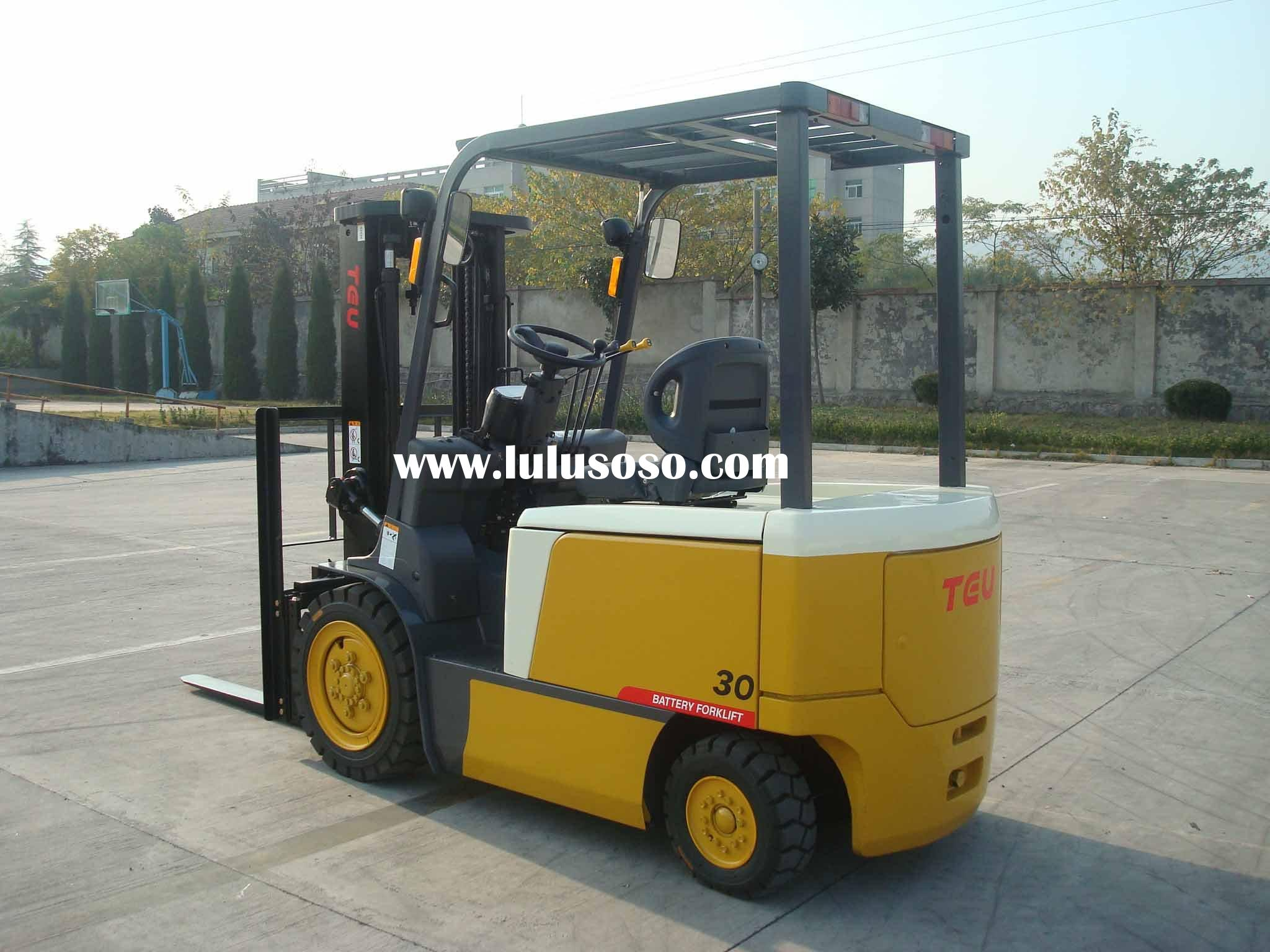 Forklift truck with paper roll clamp for sale price for Forklift motor for sale