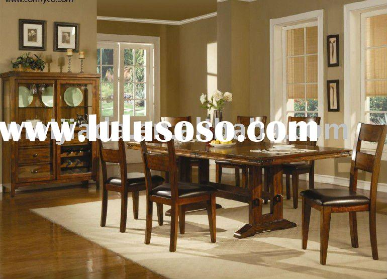Antique Solid Wood Dining room  Hutch