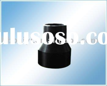 Black malleable iron pipe fitting(factory)