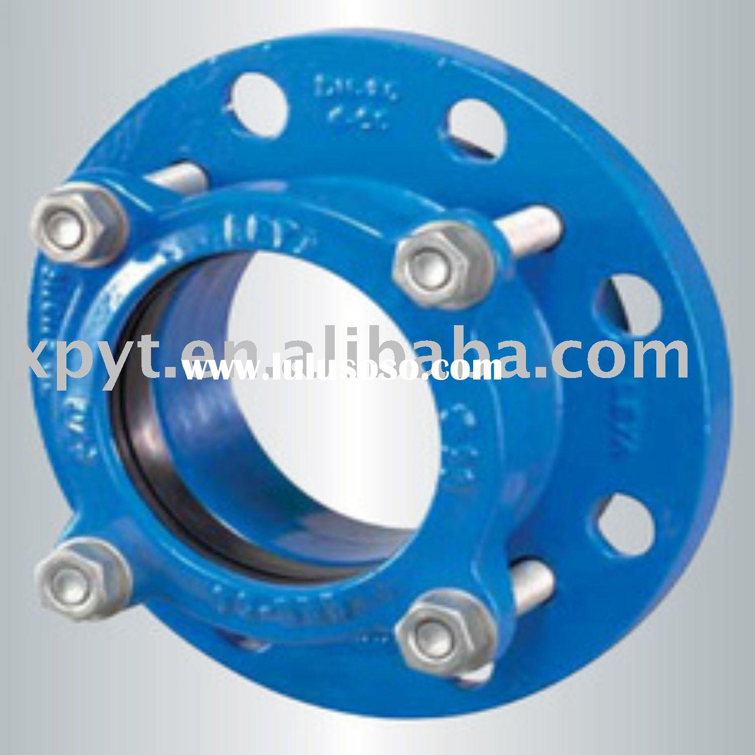 Cast iron pipe fitting - Flange adaptor