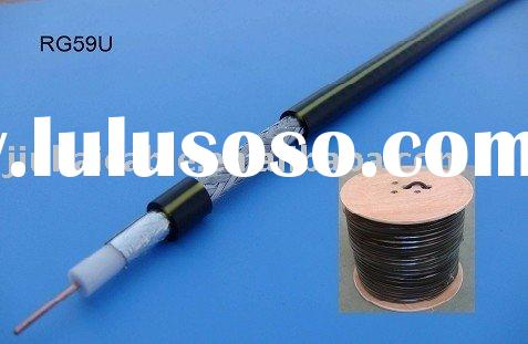 Coaxial Cable 75 Ohm RG6(W**)