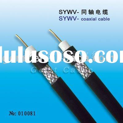 Coaxial cable/coaxial wire/communication cable