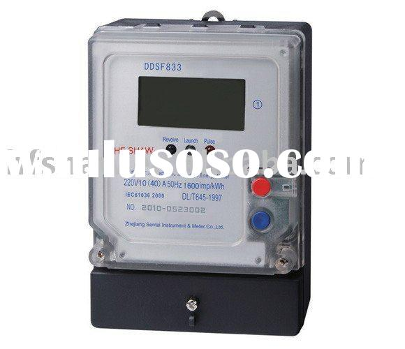 DDSF833 series Single phase electricity meters