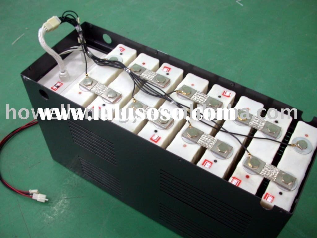 Electric Forklift Truck Lifepo4 Rechargeable Battery