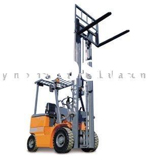 Electric forklift truck-narrow aisle forklift