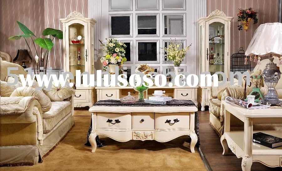 Elegant French Style Living Room Furniture GY-A103