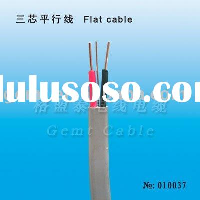 Flat cable/flat flex cable/flat wire