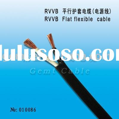 Flat flexible cable/flexible flat wire/flexible flat cable