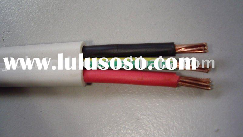 Flexible cable / Flat Cable /  Electric Solar cable (**L)