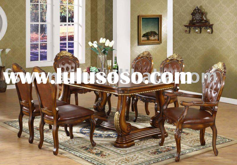 Hand carved  dining tables