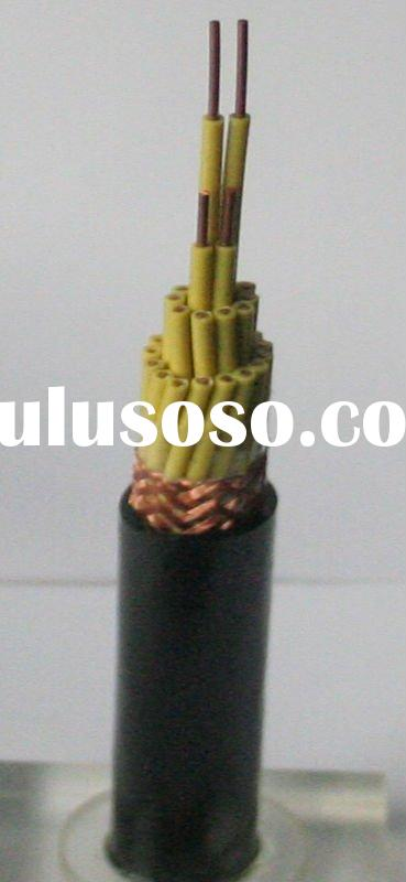 Heat-resistant Silicon Rubber Control Cable