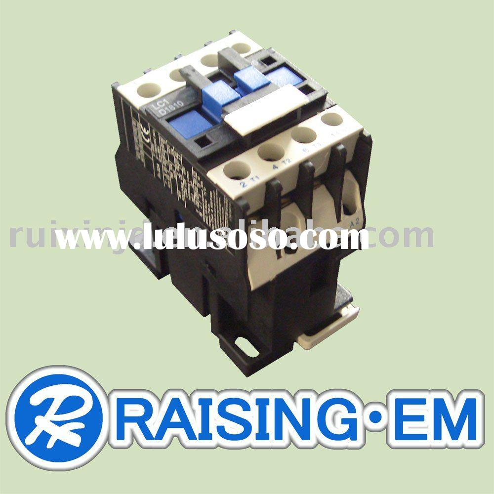 LC1-D1810 wiring contactor