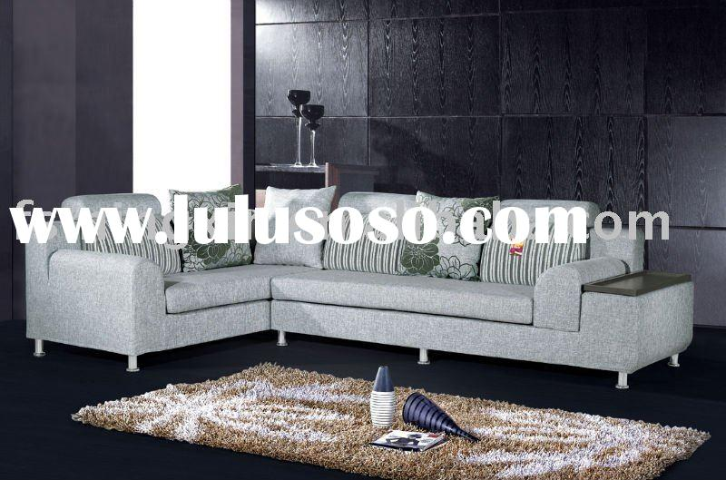 Living Room Furniture Fabric L Shaped Sofa set MX-833A