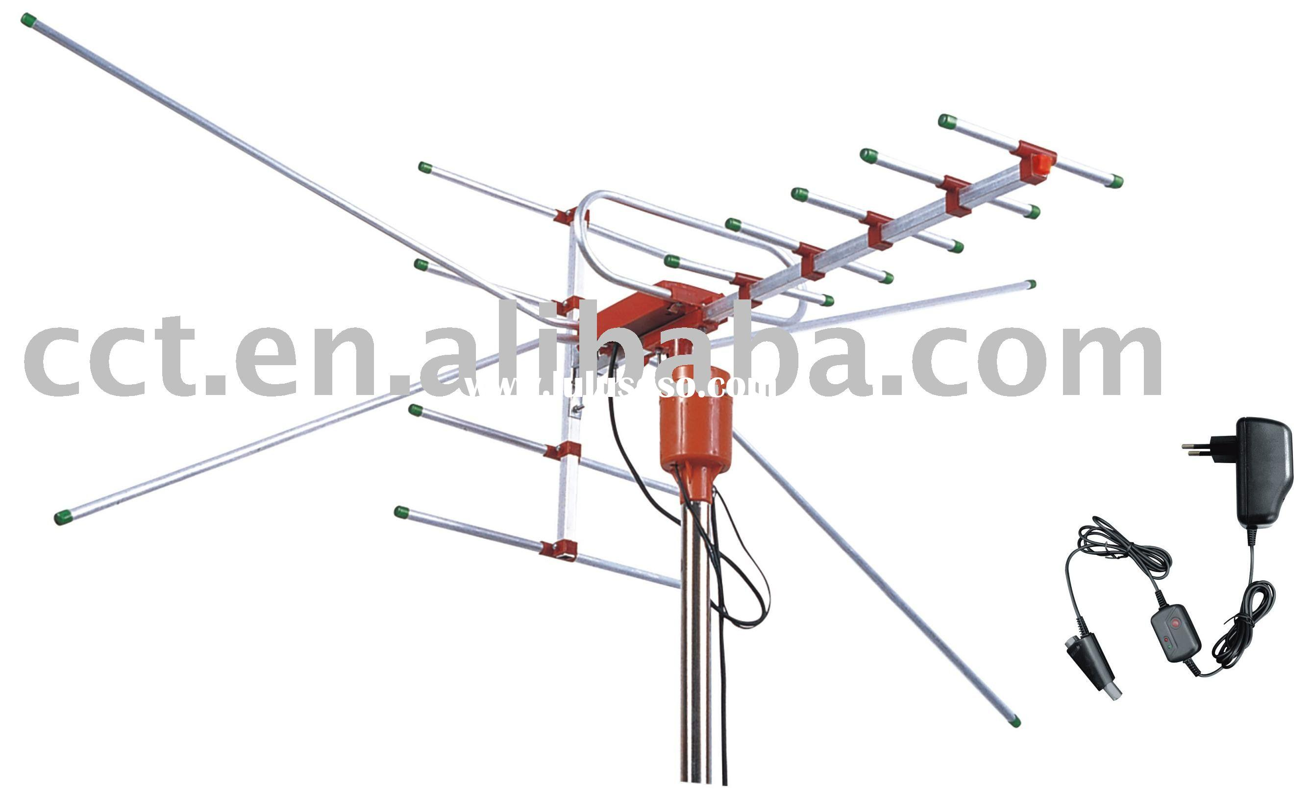 Low Cost Rotating Outdoor TV Antenna Item no. DSY-001