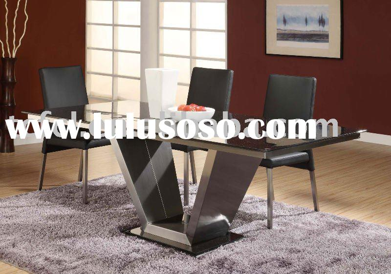 Modern Dining Room Furniture,Dining Table TC-839&TC-549