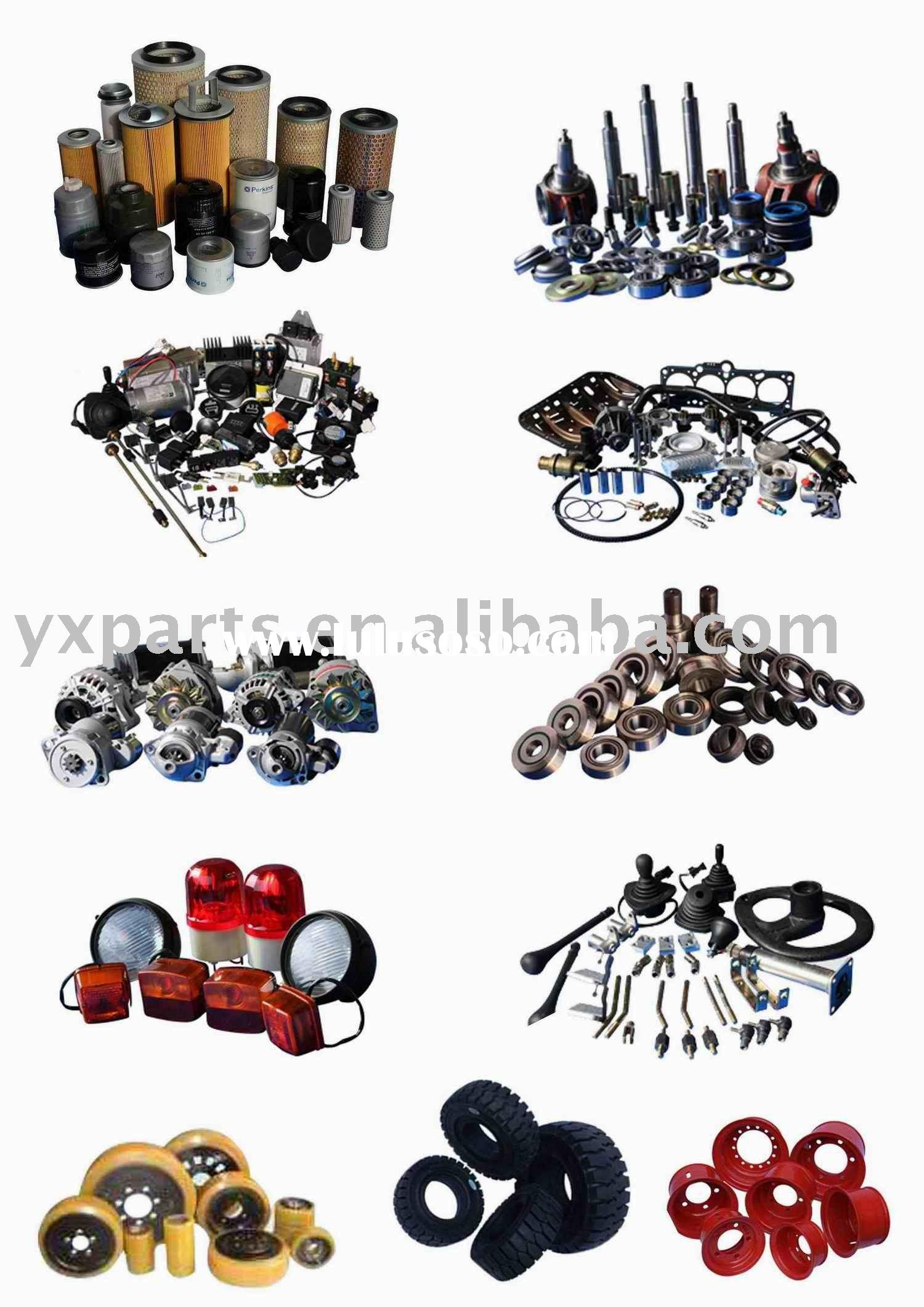 NISSAN forklift parts