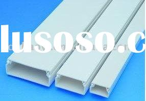 PVC Cable tray/cable cover/cable raceway/wall cord cover