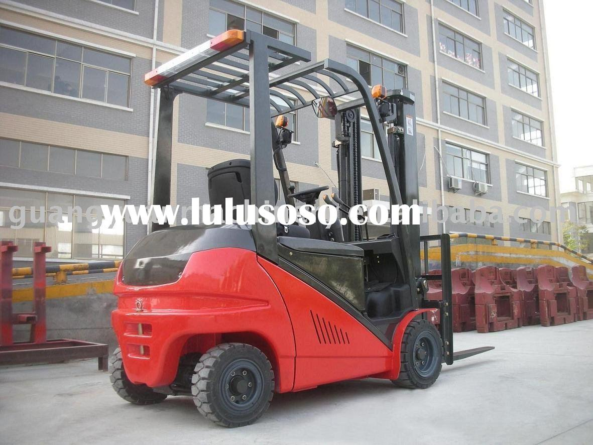 Small Battery Forklift Truck With GE Controller CE Approval